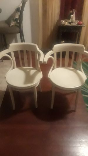 Beige antique chairs for Sale in Atlanta, GA