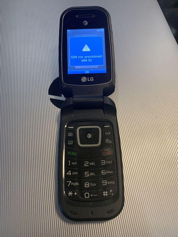 At and t flip phone