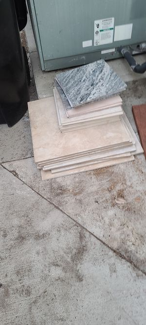 Free porcelain tile for Sale in San Diego, CA