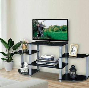 3-Cube Flat Screen TV Stand Entertainment Center Media Console Storage Shelves for Sale in Chino Hills, CA