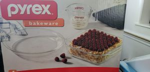 Pyrex Bakeware 4 pc set for Sale in Chantilly, VA