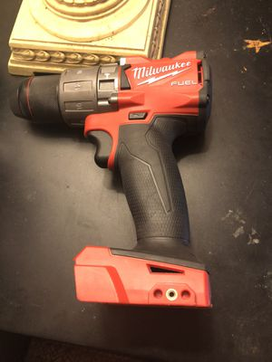 Milwaukee Fuel Hammer Drill/Driver (Tool Only) for Sale in Riverside, CA