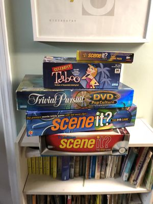Board games for Sale in Passaic, NJ