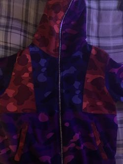 Bape MultiCamo Hoodie for Sale in Manassas,  VA
