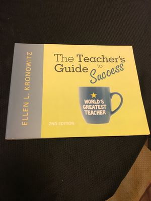 The teachers guide to success for Sale in Norwalk, CA