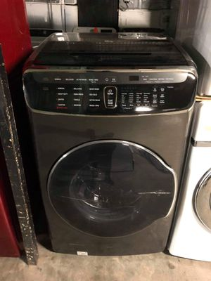 New Samsung Flex Washer with mini washer 6.0 cu ft (retails for 1799) for Sale in Corona, CA