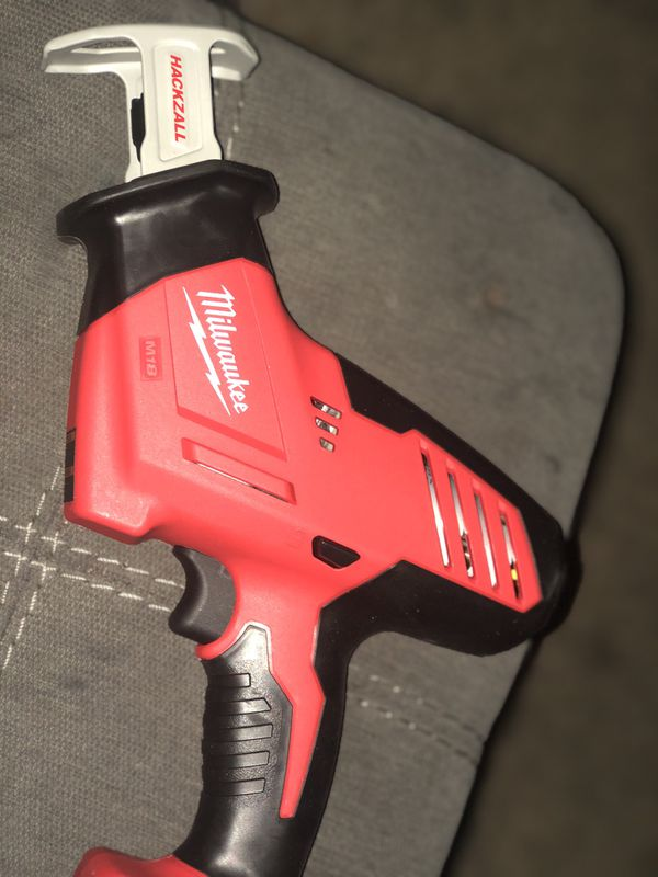 Milwaukee M18 hackzall BRAND NEW $80