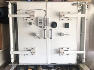 2 Door High Security Safe - Pocket Doors, Like UL TL-15 Gun Ammo Prepper Wall Vault for Sale in Winter Park, FL