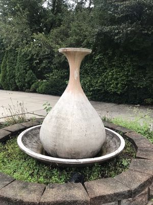 Limestone fountain for Sale in Downers Grove, IL