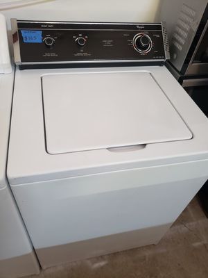 WHIRLPOOL WASHER for Sale in Modesto, CA