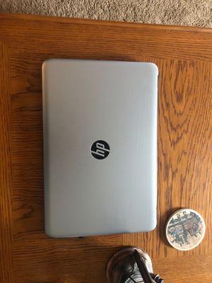 HP touch screen model 15 laptop for Sale in Midlothian, VA