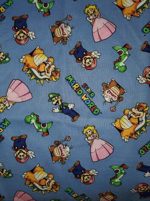 Super Mario fabric for Sale in Dixon, MO