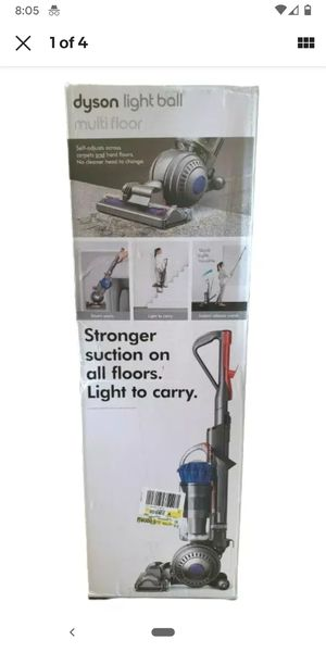 Dyson Light Ball Multifloor Bagless Upright Vacuum Brand NEW SEALED for Sale in Bowie, MD