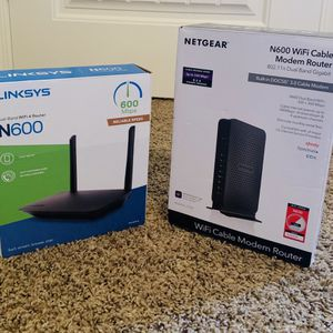 Two Modem Routers (Dual Bands) for Sale in Rolla, MO