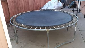 10 ft trampoline for Sale in Riverbank, CA