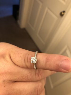 3 1/4 carrot size 6 engagement ring for sale for Sale in Manchester, NH