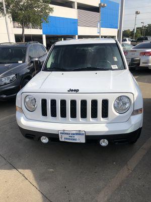 2015 Jeep Patriot Sport for Sale in Dallas, TX