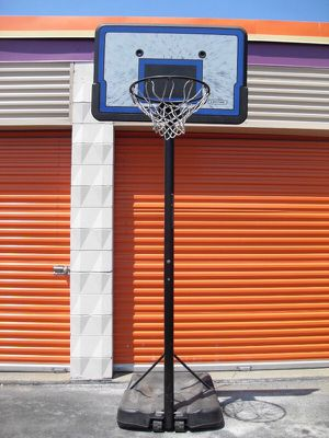 Portable Basketball Hoop for Sale in Hammond, IN