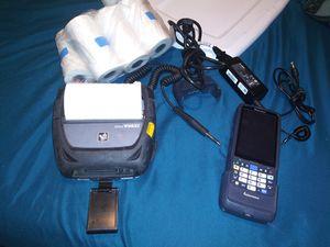 Zebra zq520 mobile Bluetooth printer for Sale in Hayward, CA