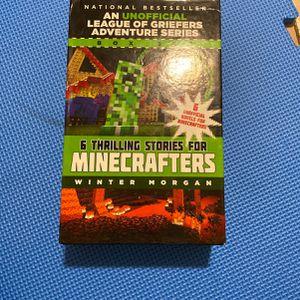 Minecraft 6 Books for Sale in South El Monte, CA