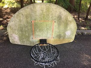 Basketball hoop and Backboard. for Sale in Pittsburgh, PA