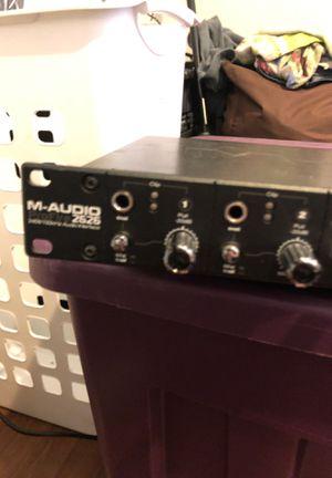 M audio profire 2626 for Sale in Austin, TX