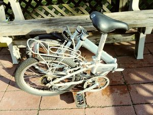 Dahon Mariner 20-in folding bike aluminum lightweight multi-speed for Sale in East Brunswick, NJ