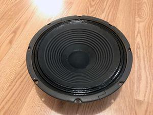 """Fender Superchamp x2 Amp 10"""" Speaker (just speaker) for Sale in Nashville, TN"""