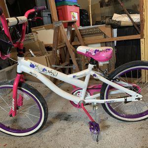 Girls Jasmine Princess Huffy Bike for Sale in East Providence, RI