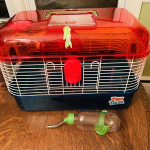 Playground Hamster Home With Free Food! for Sale in Silver Spring, MD
