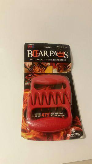 Bear Paw Claw Meat Handler Fork Tong Pull Shred Pork Lift Toss BBQ Shredder Tool for Sale in Arlington, VA