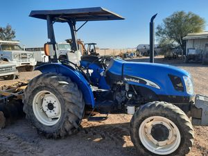 Tractor New Holland TN60A for Sale in ELEVEN MILE, AZ