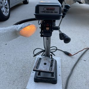 Drill press like new missing Chuck for Sale in Pompano Beach, FL