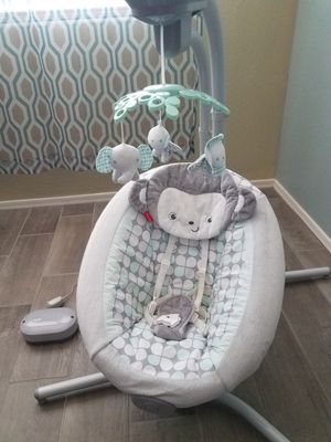 Fisher Price swing for Sale in Laveen Village, AZ