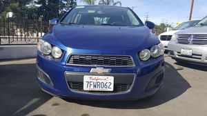 2013 Chevy Sonic for Sale in Sylmar, CA