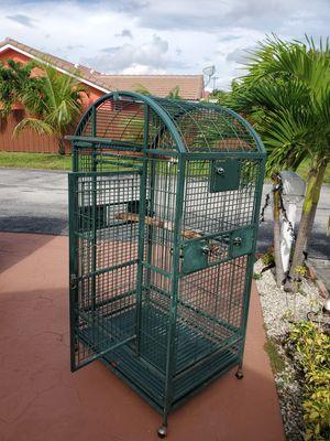 Jaula ,bird cage for Sale in Miami, FL