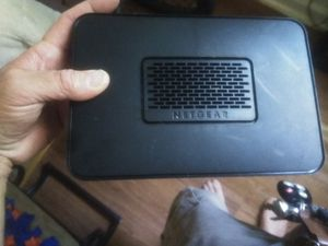 Netgear cable modem/router for Sale in Pensacola, FL