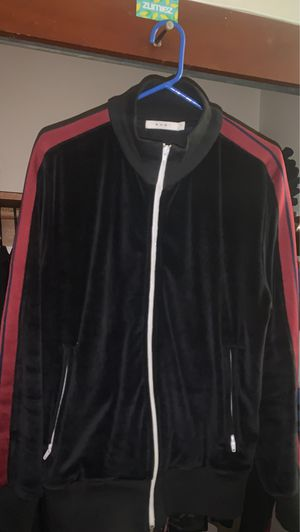 Velour Track Jacket for Sale in Hayward, CA