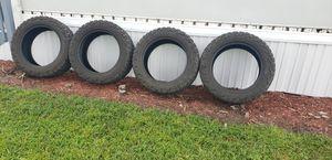 Mud tires 285-55-r20 for Sale in Orlando, FL