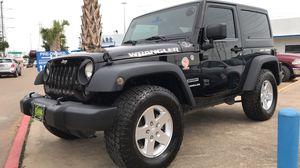 2011 Jeep Wrangler Sport 4x4 for Sale in Houston, TX