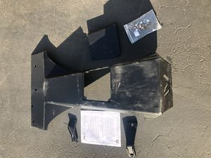Jeep JK Fab Fours Transmission/Engine Skid Plate for Sale in Corona, CA