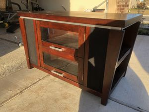 Tv stand 2ft tall by 40 inc long and 20 1/2 inch wide for Sale in Austin, TX