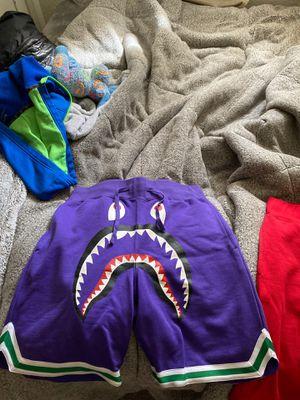 Bape shorts for Sale in Everett, WA