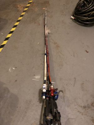 Fishing Rods-lot of 4 for Sale in Hillcrest Heights, MD