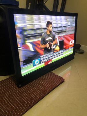 Great condition 60 inch PLASMA TV for Sale in Margate, FL
