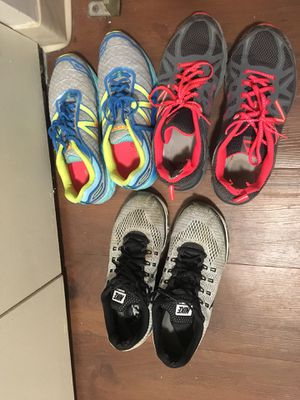 New balance and Nike shoes $20 for Sale in Boston, MA