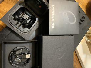 New beats powerbeats pro wireless headphones for Sale in Buffalo Grove, IL