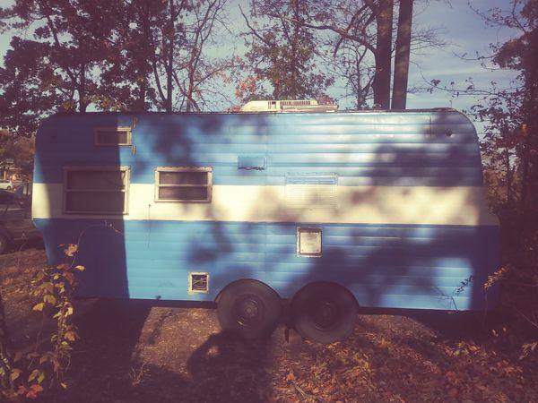 1972 nomad camper
