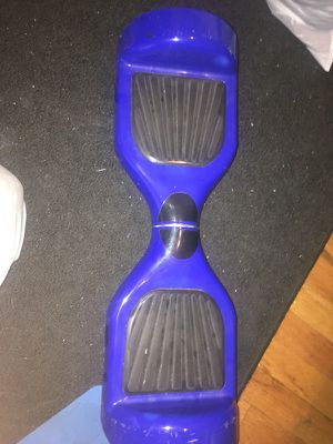 Blue Hoverboard for Sale in Chelsea, MA