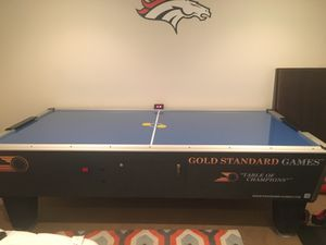 8 FT Gold Standard Home Hockey Table for Sale in Seattle, WA